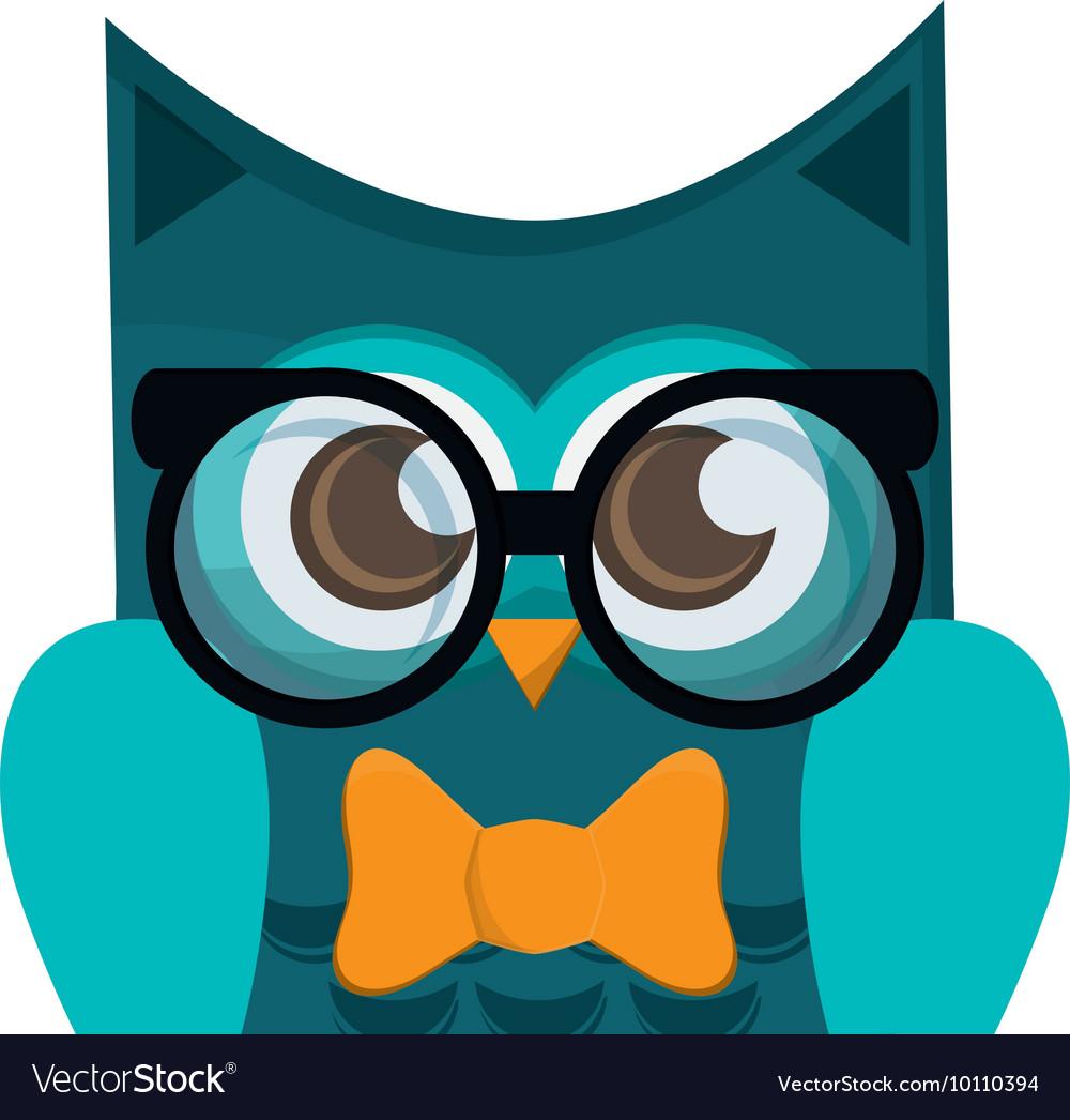 51 Owl Glasses Logo Determination