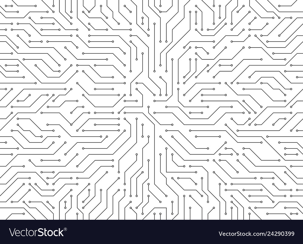side vector circboard wiring diagram circuit board background electronic royalty free vector  background electronic royalty free vector