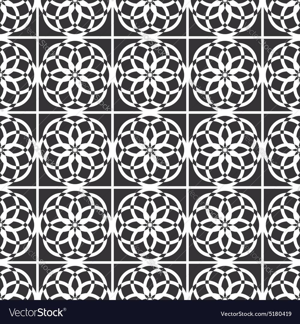 Arabic oriental seamless pattern islamic