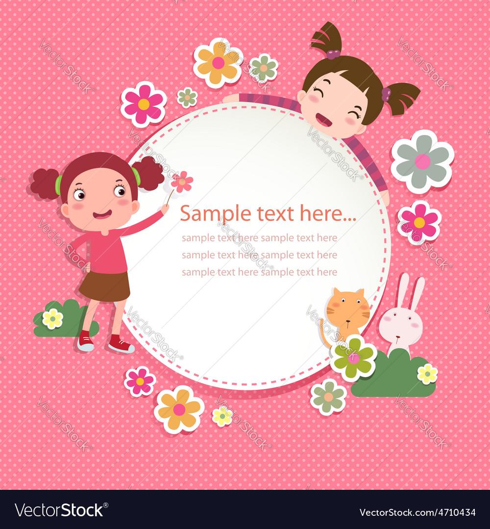 Greeting card templates royalty free vector image greeting card templates vector image m4hsunfo