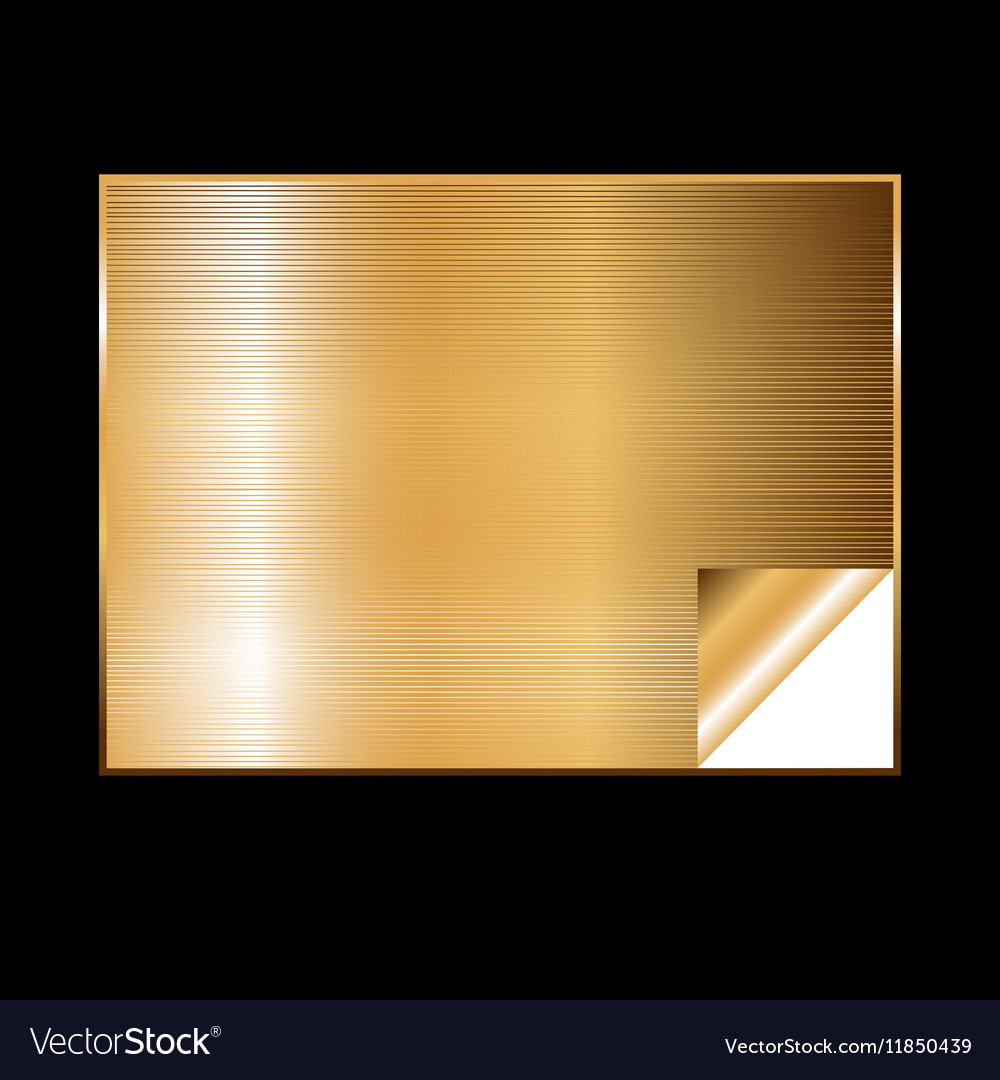 Golden gradient background