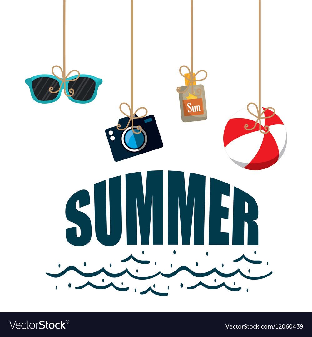 Poster summer hanging ball camera sun blocker