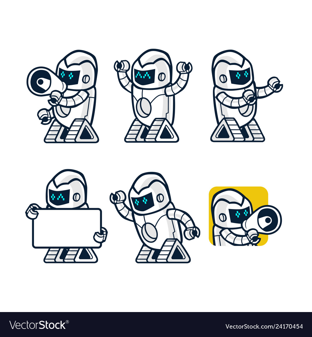 Different poses robot innovation technology