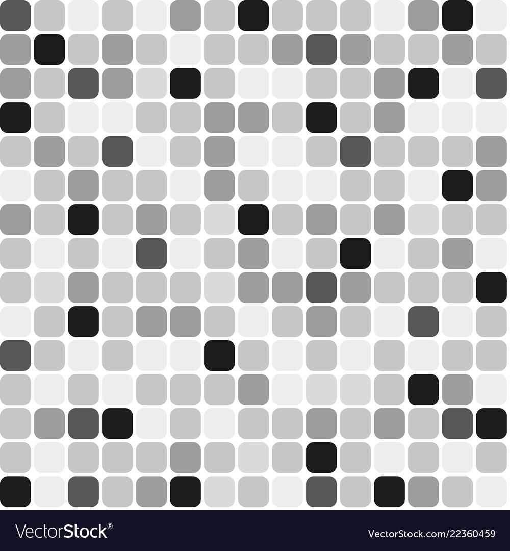 Background mosaic gray