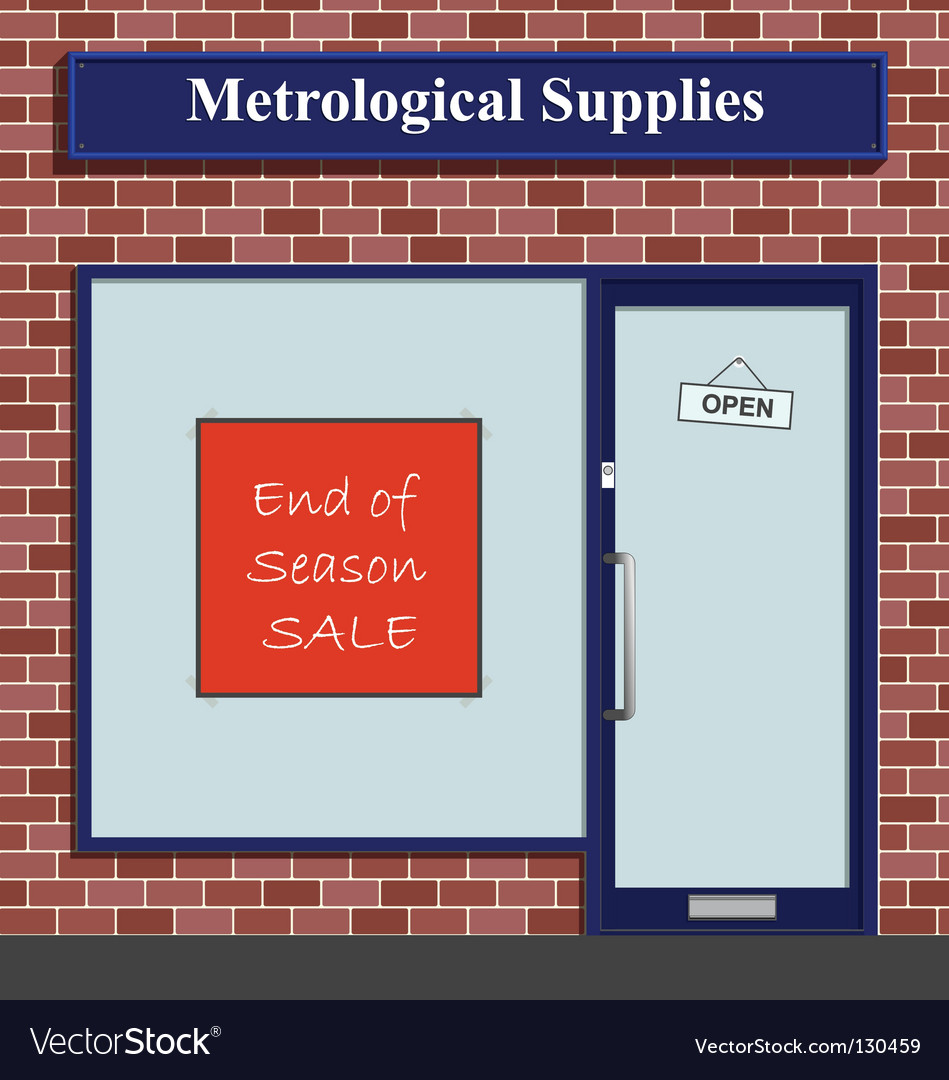 Metrological supplies