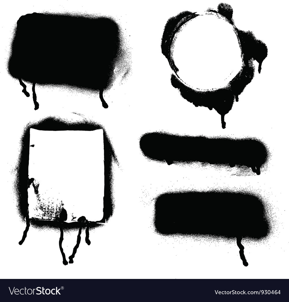 spray paint royalty free vector image vectorstock rh vectorstock com spray paint vector free spray paint vector free