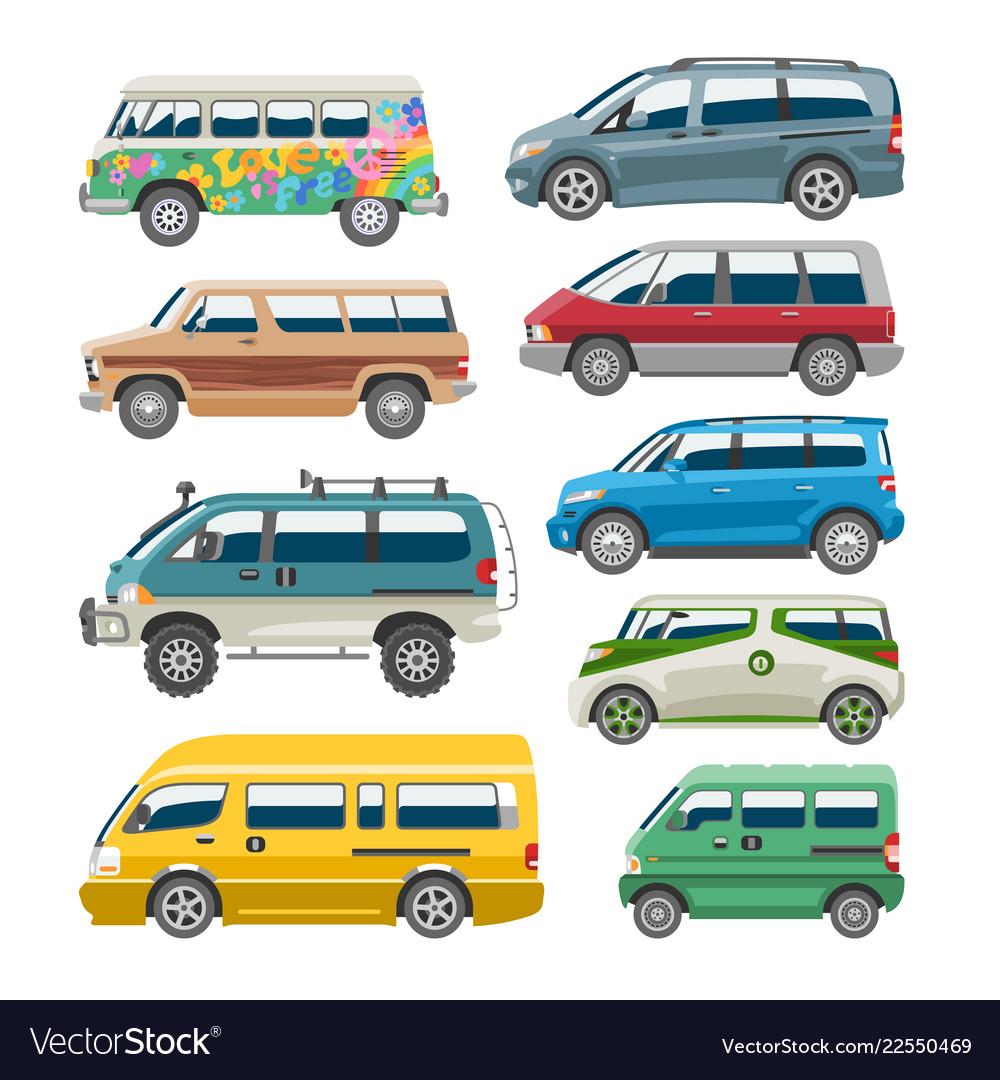 Minivan car van auto vehicle family minibus