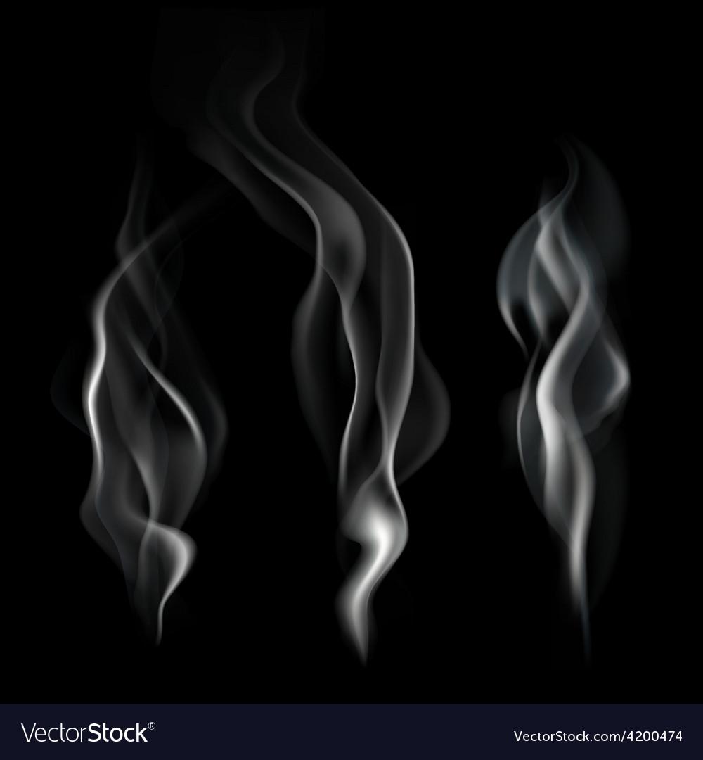 realistic smoke royalty free vector image vectorstock rh vectorstock com smoke factory reset smoke factory reset