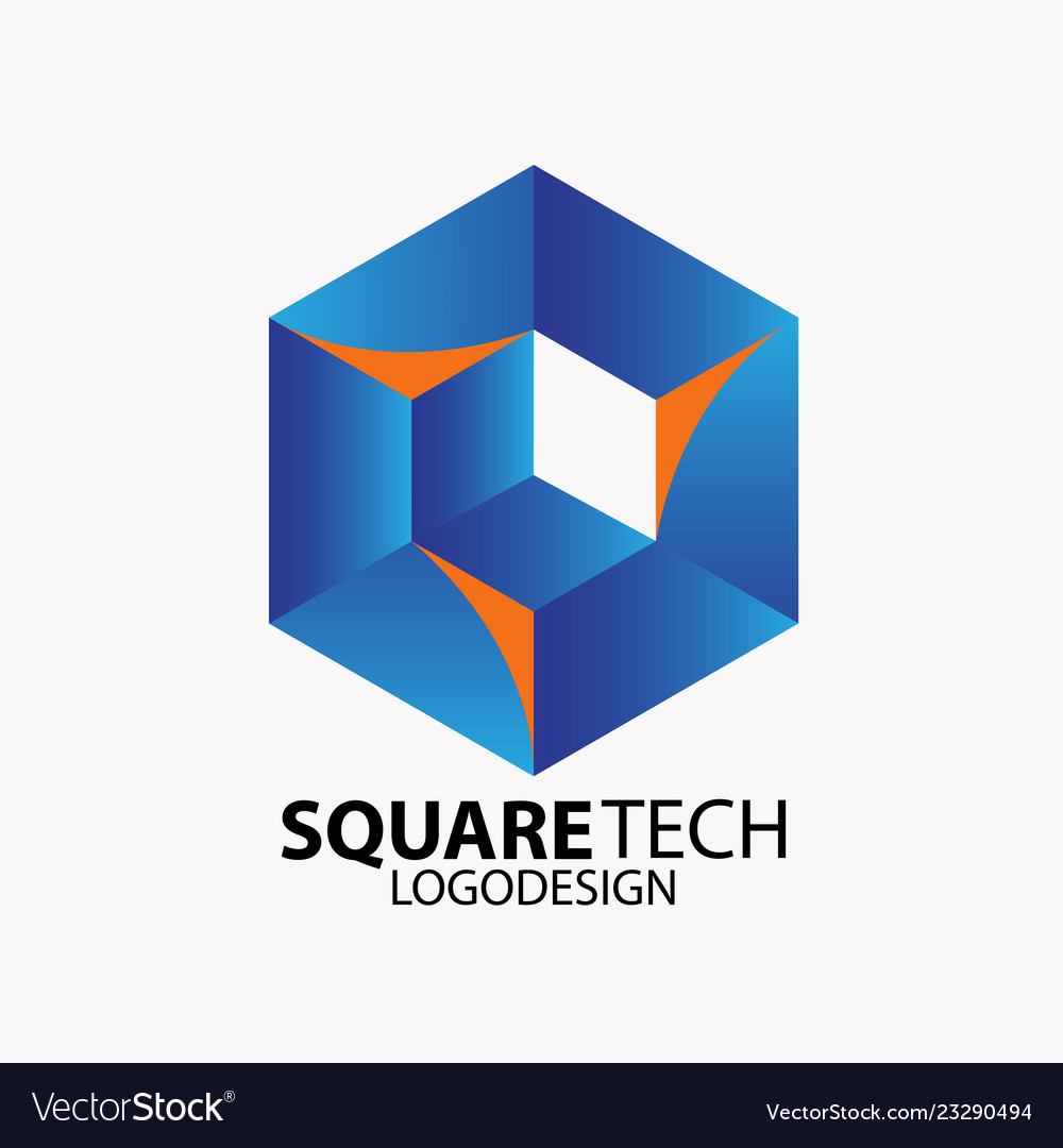 Square tech logo