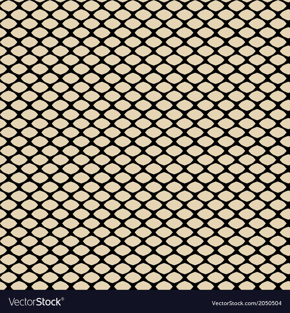 Seamless lacy pattern