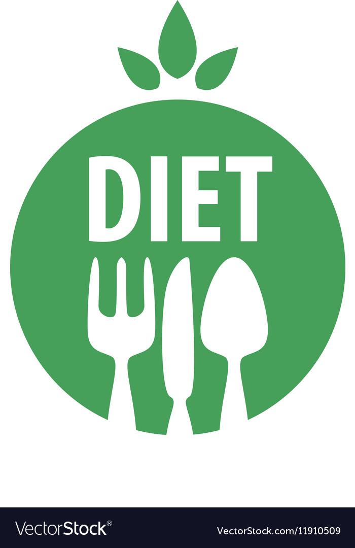 Logo for diet