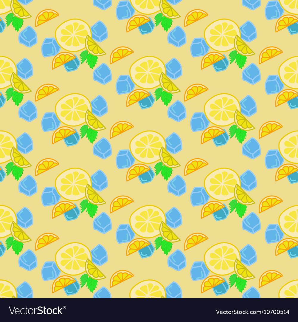 Lemonade summer background