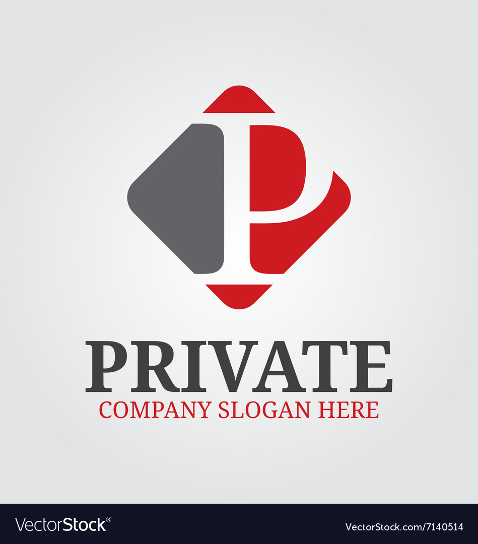 Professional Letter P Logo
