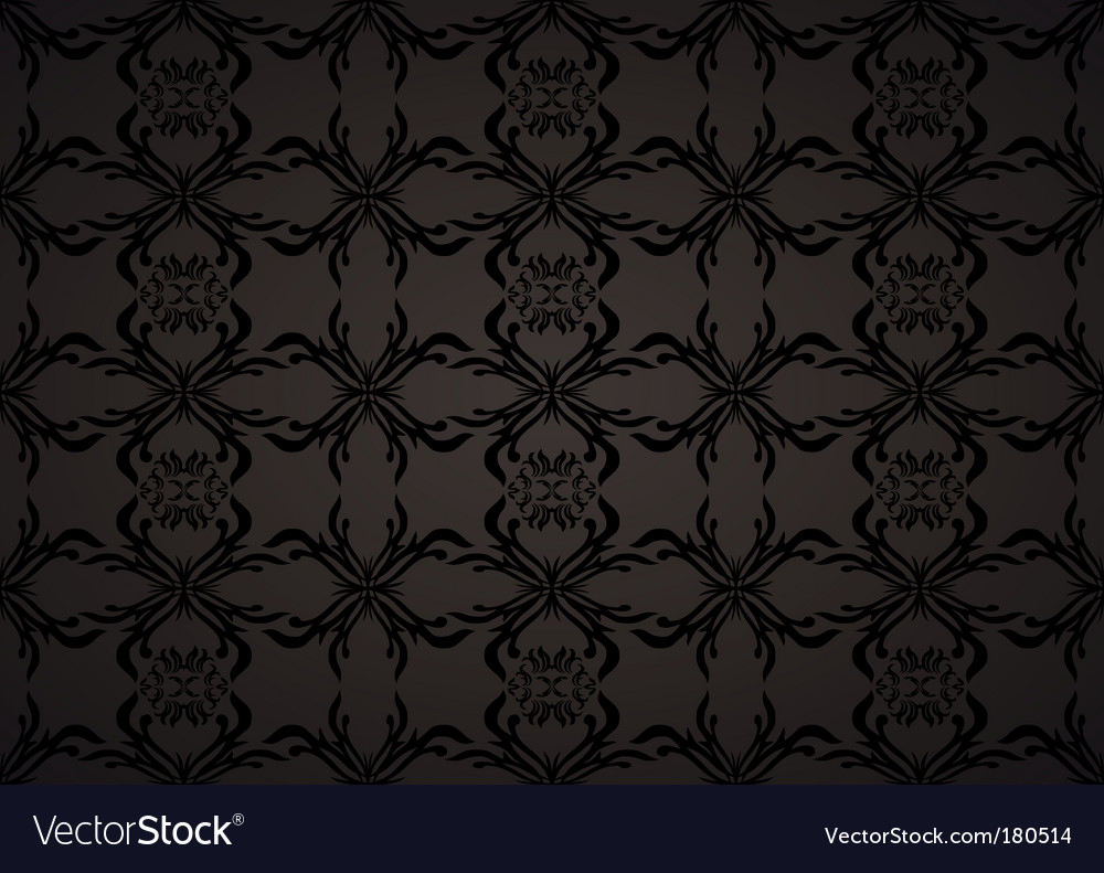 Wallpaper background gothic vector image