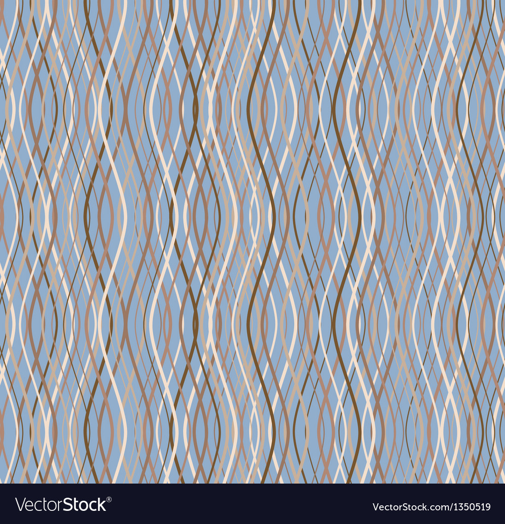 Seamless ripple pattern Repeating texture in