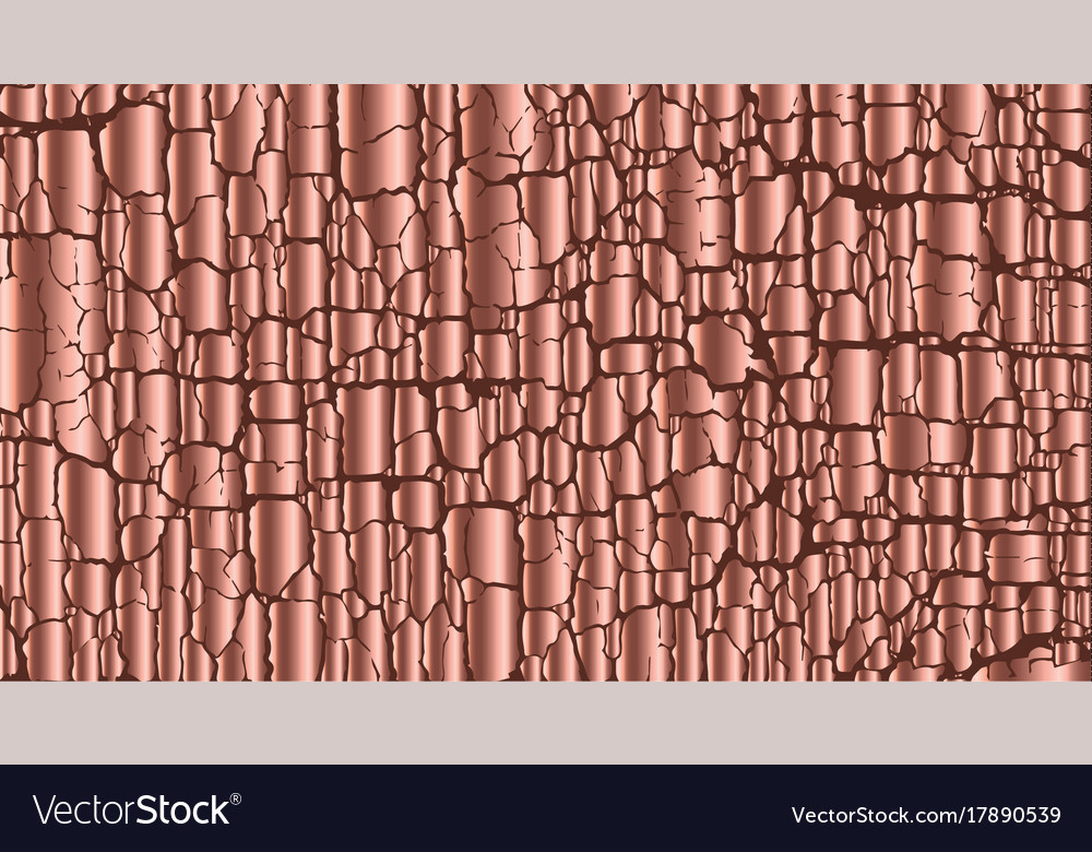 Rose Gold Color Abstract Texture Royalty Free Vector Image