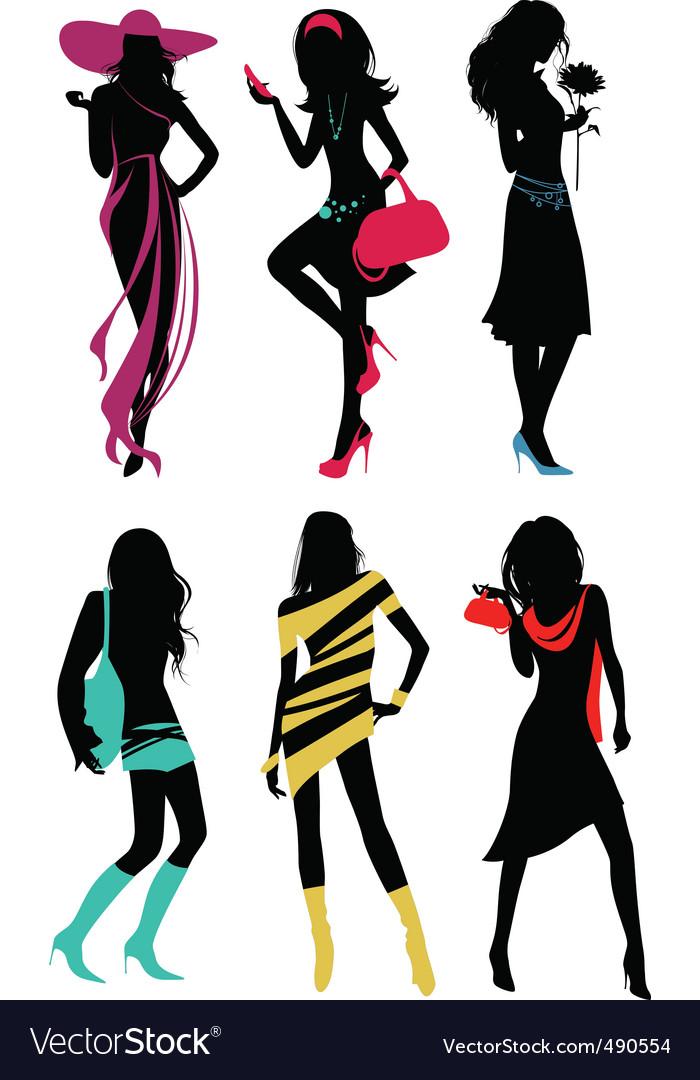 fashion silhouette description - 700×1080