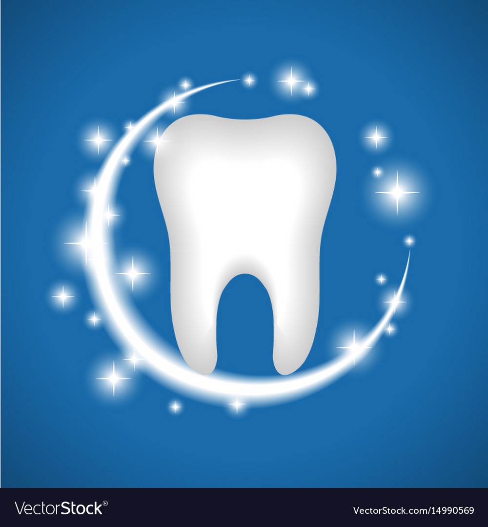 Whitening of human tooth