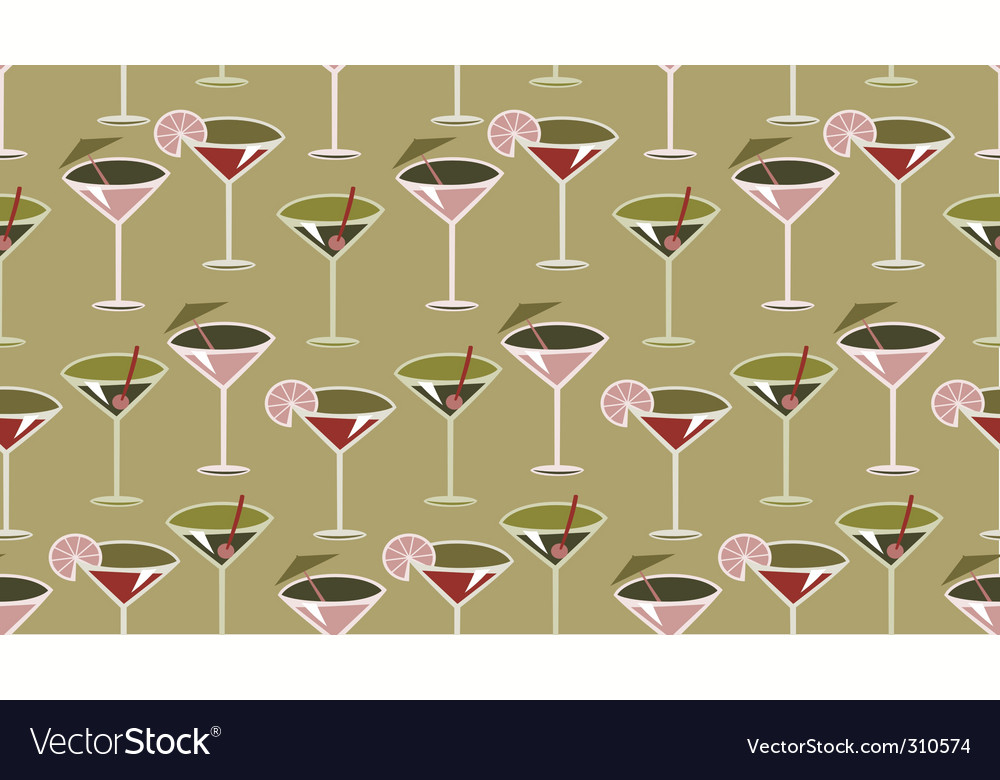 Cocktail pattern