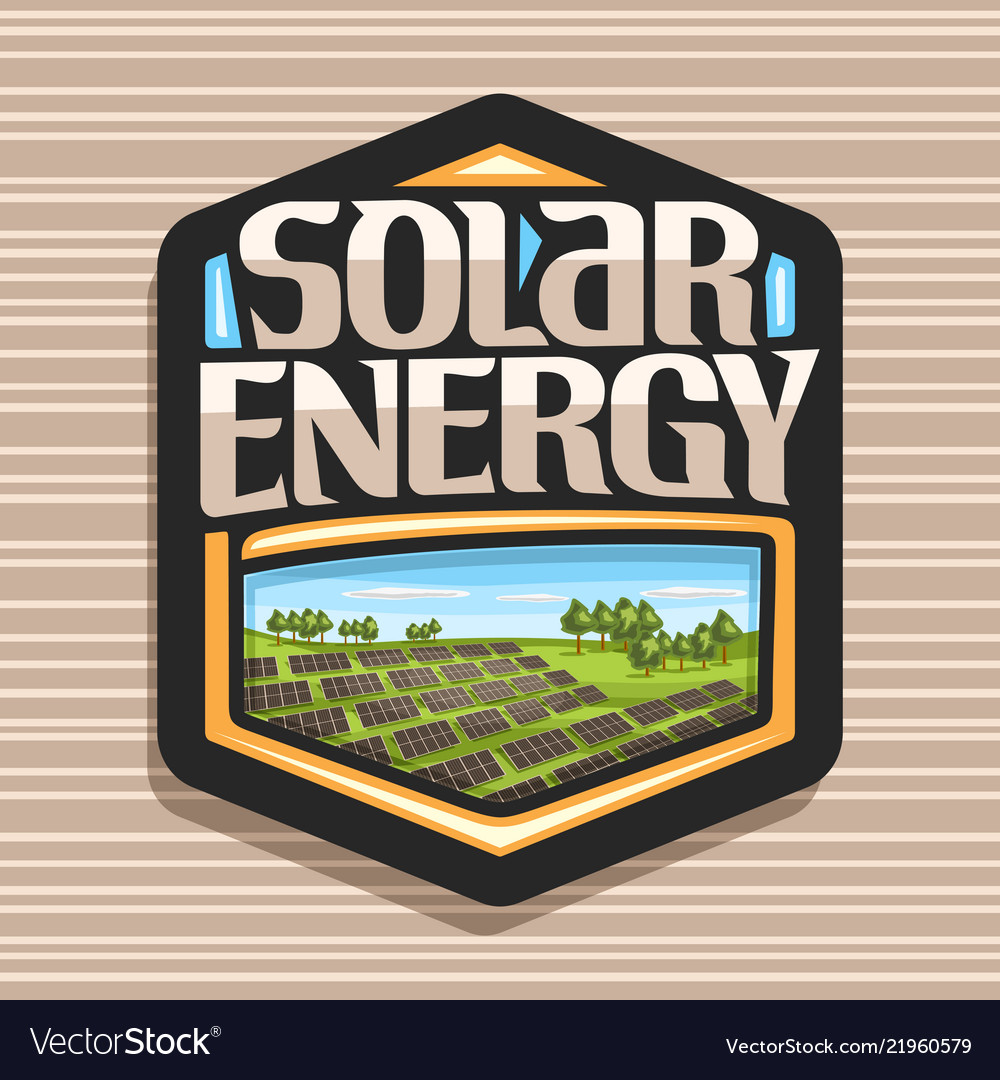 Logo for solar energy