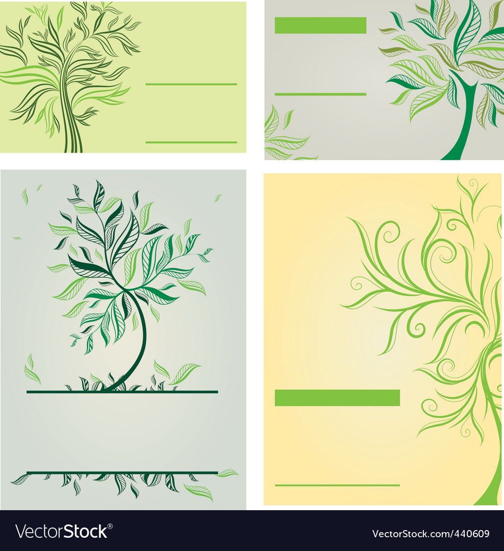 Design templates vector image