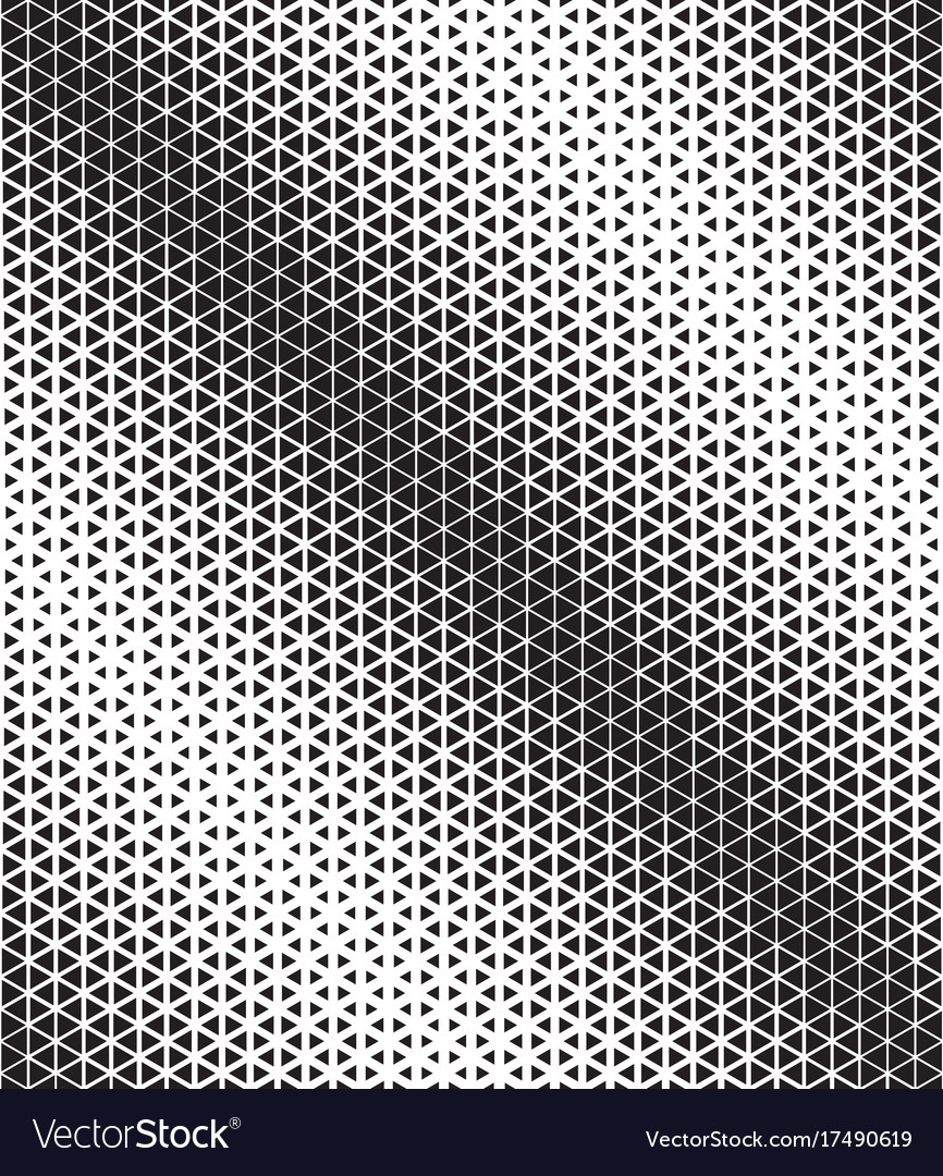 Abstract seamless pattern with gradient effect