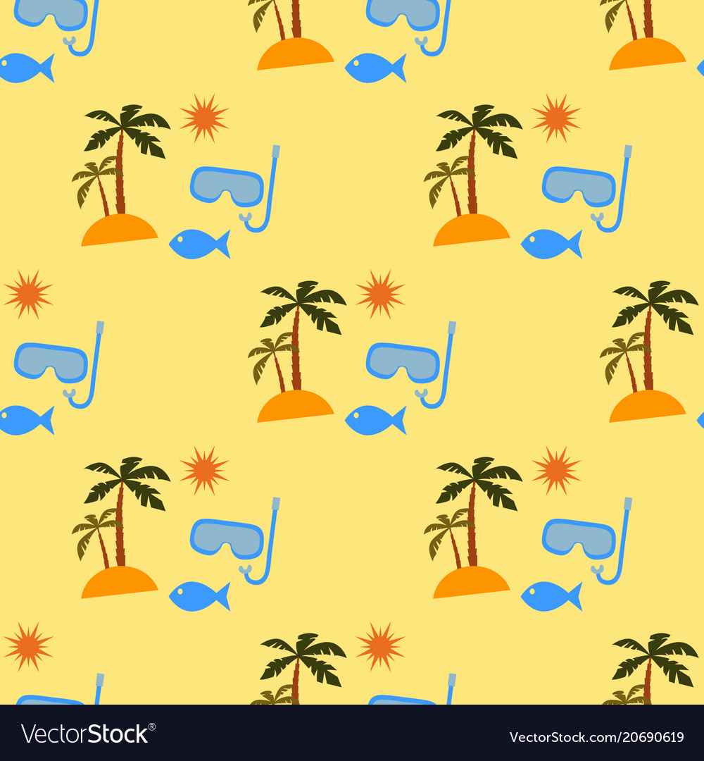 Vacation pattern