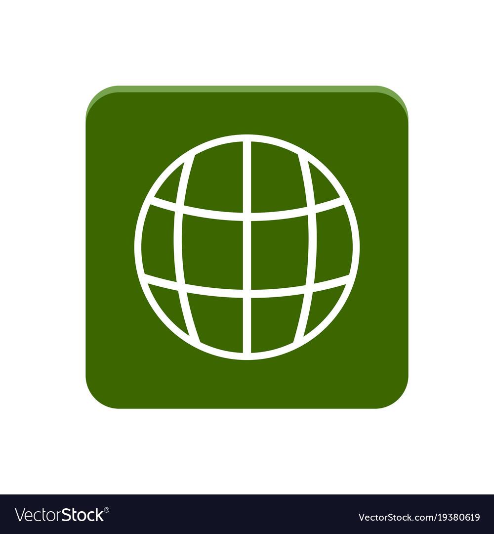 Web app button