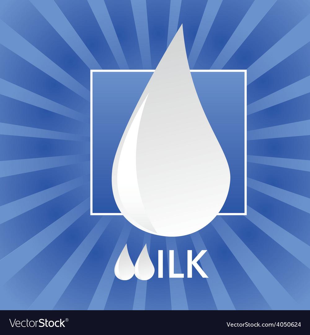 Milk 04 resize vector image