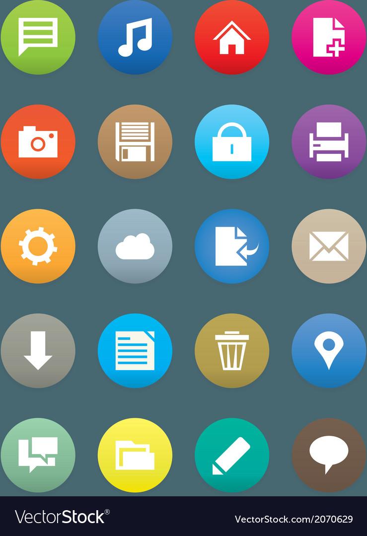 Web icons 30