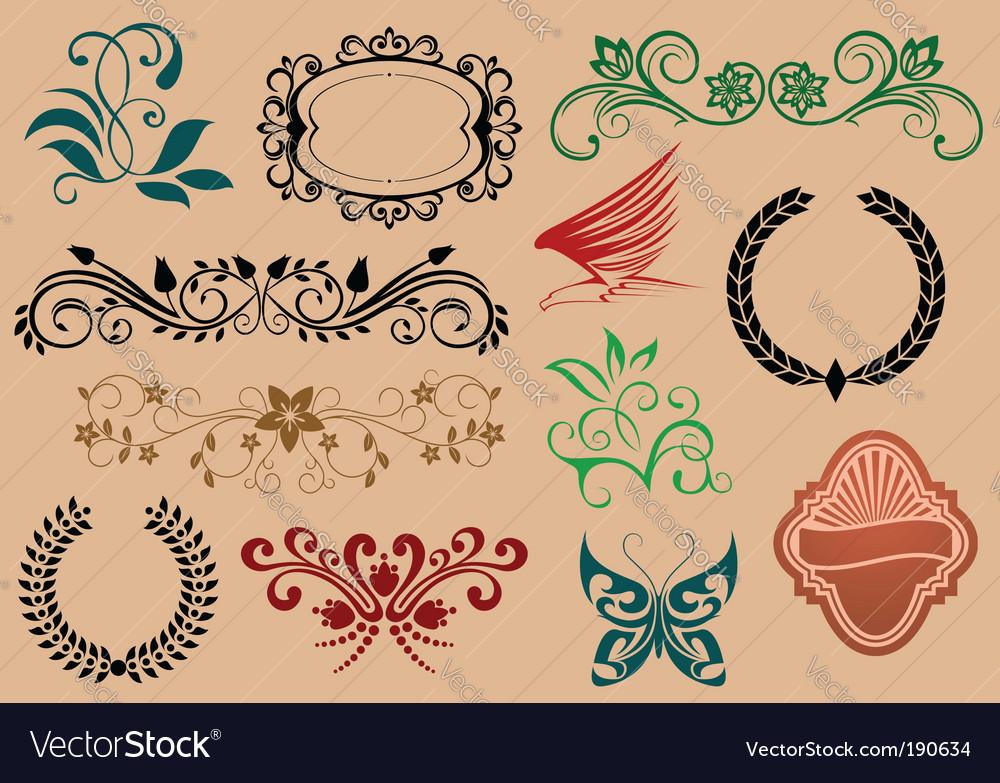 Decorative Symbols