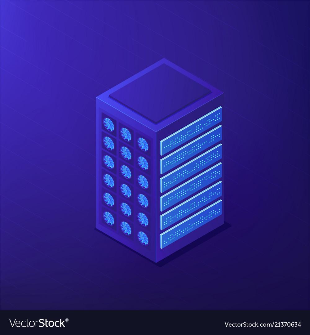 Isometric proxy server and ip concept
