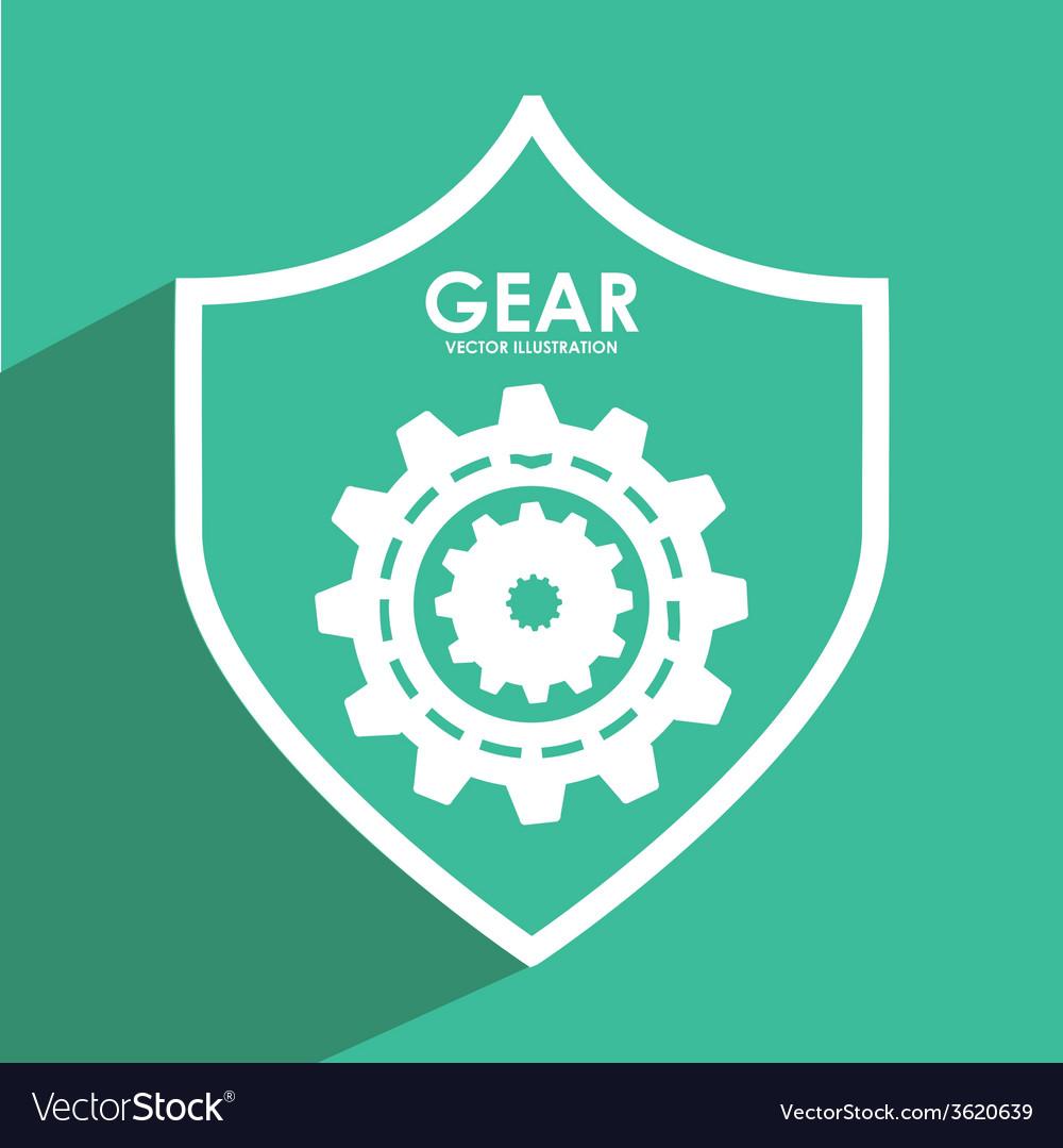 Gears shield