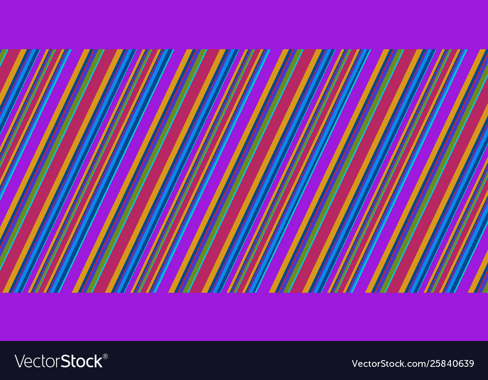 Sloping retro stripes style abstract background