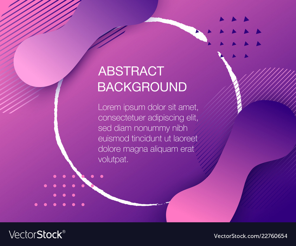 Color background design with copyspace
