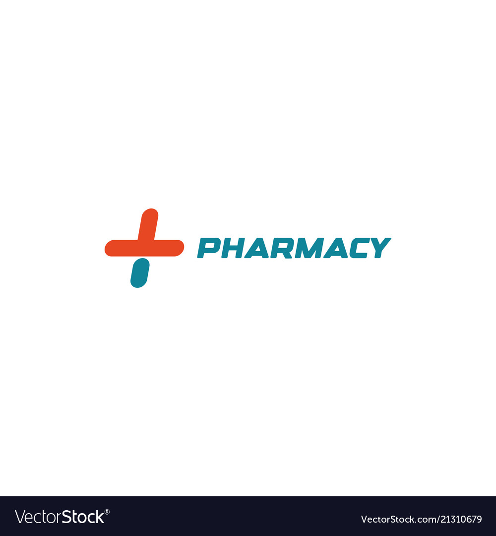 Medical cross health logo icon