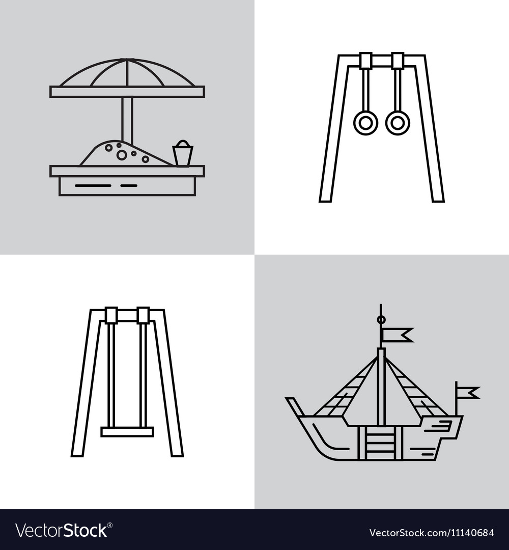 Swing for the Playground