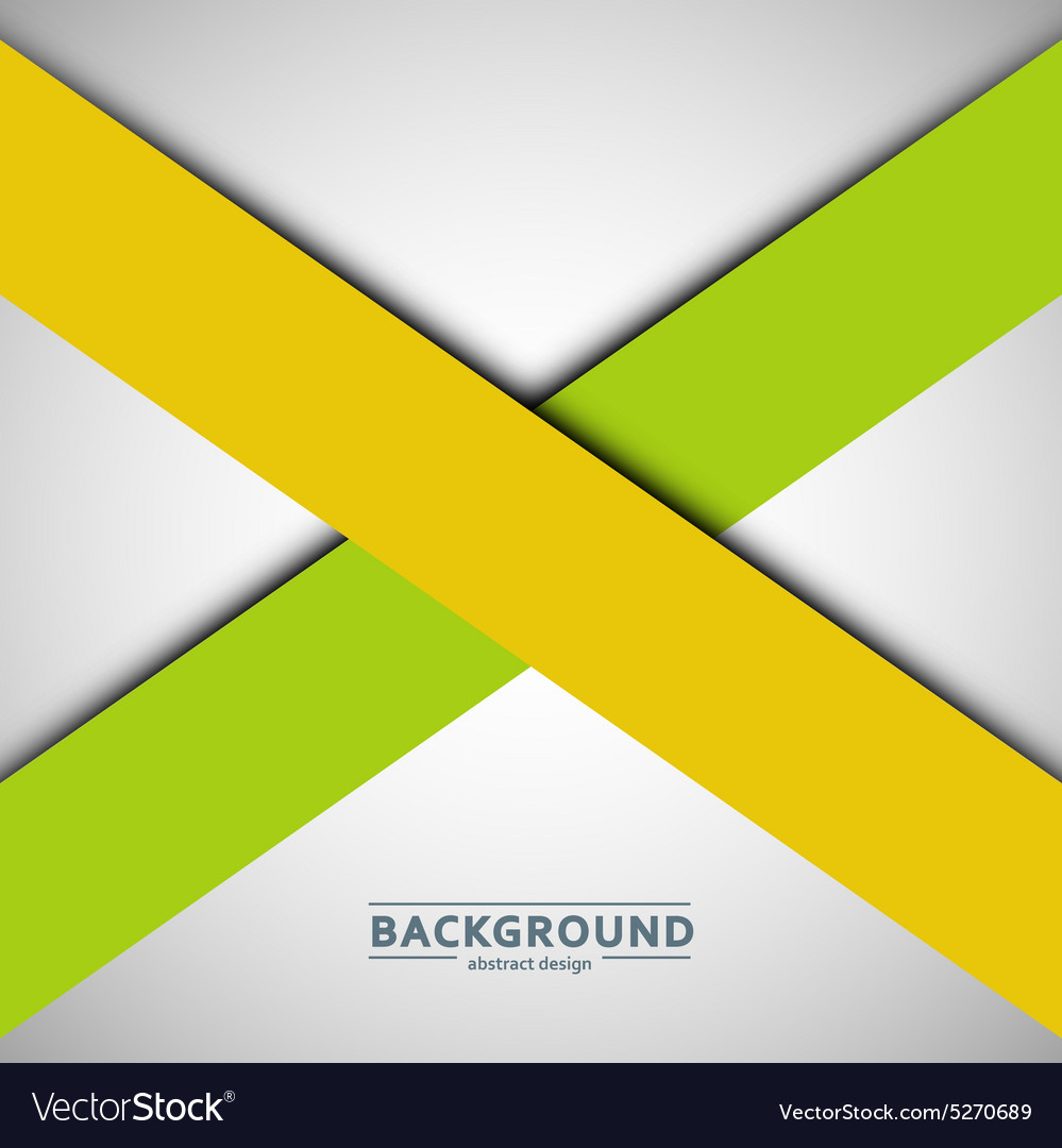 Two crossed lines on a gray background
