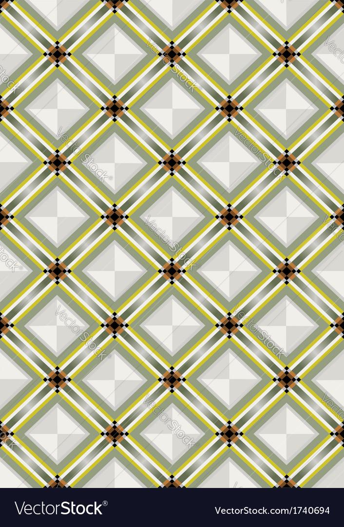 Seamless mosaic background of shiny strips