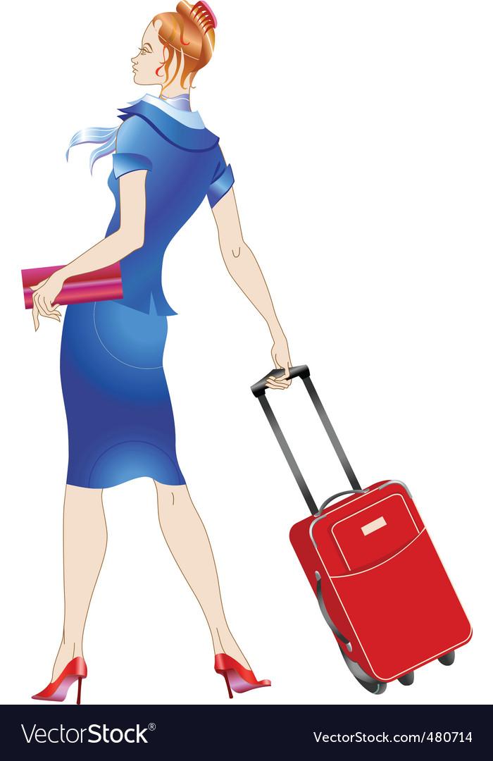 Stewardess