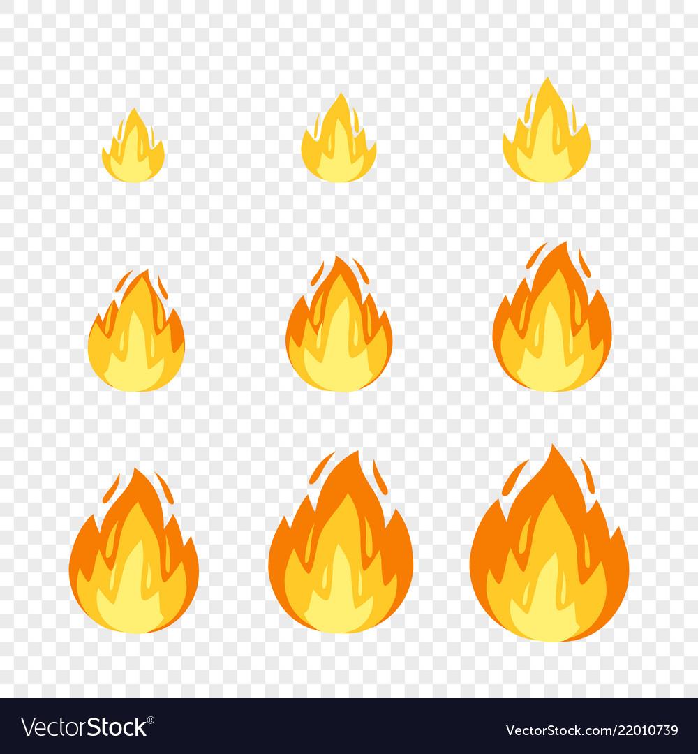 Fireball Sprite Vector Images 38