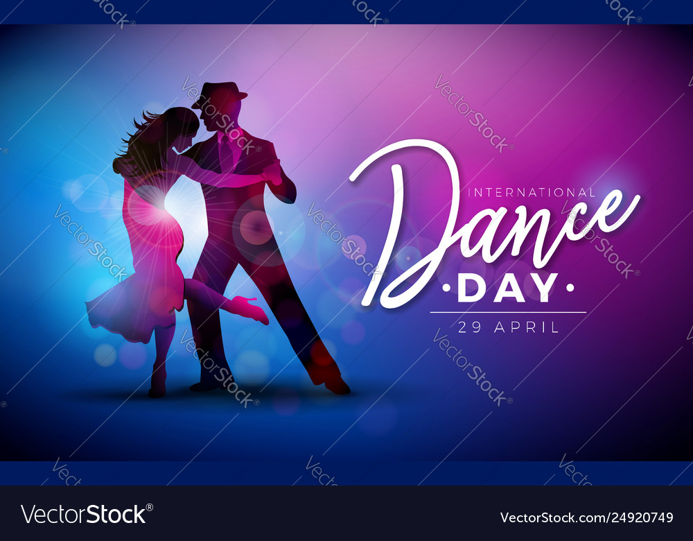 International dance day with