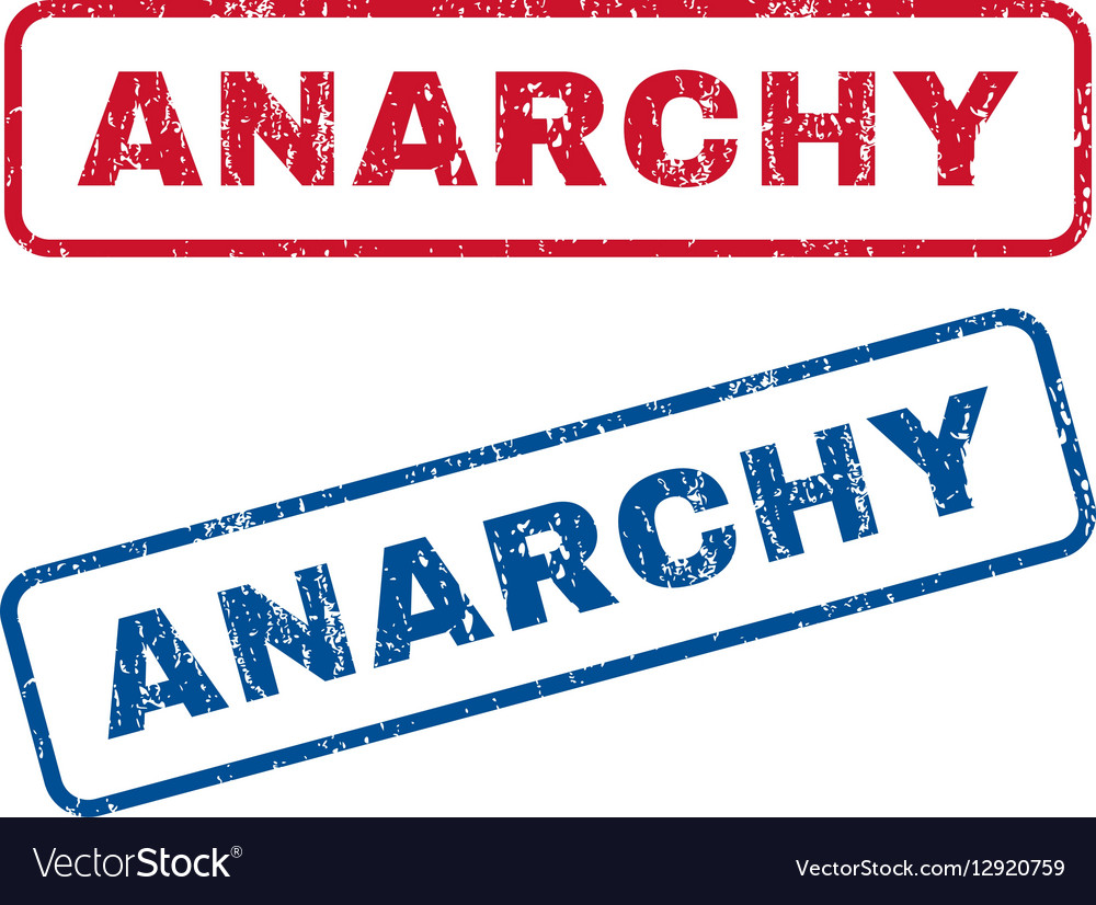 Anarchy Rubber Stamps