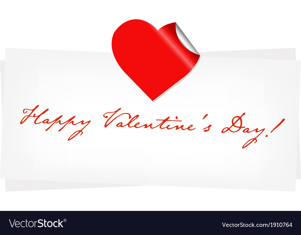 Happy Valentines Day Blank