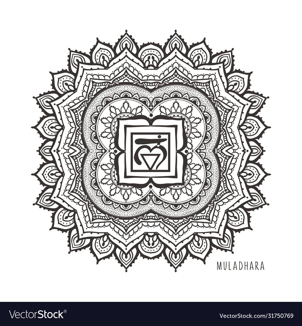 The soul star chakra symbol