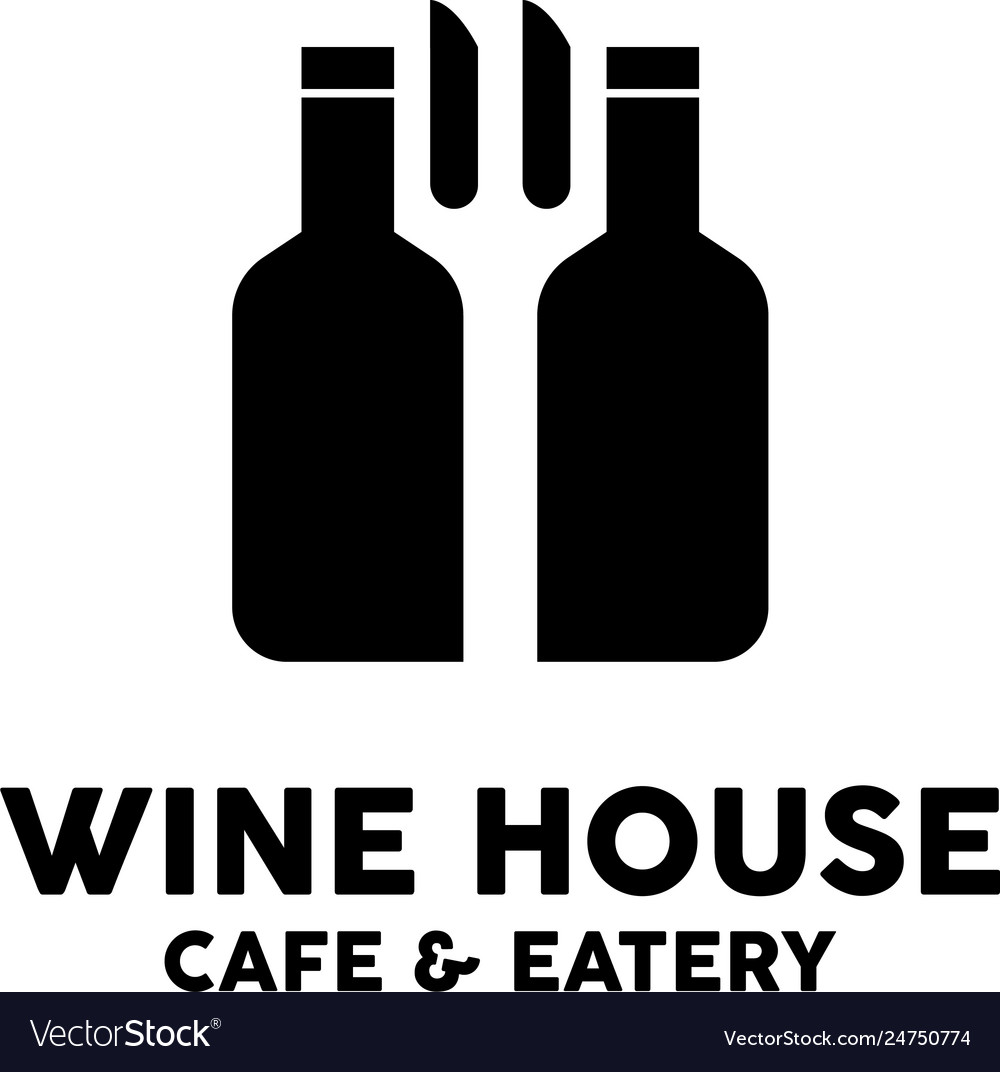 Wine house logo design inspiration