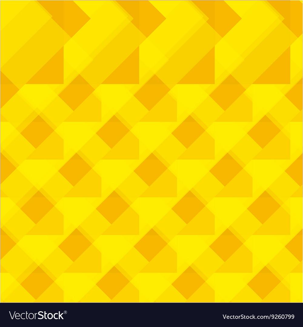 Seamless yellow geometrical pattern