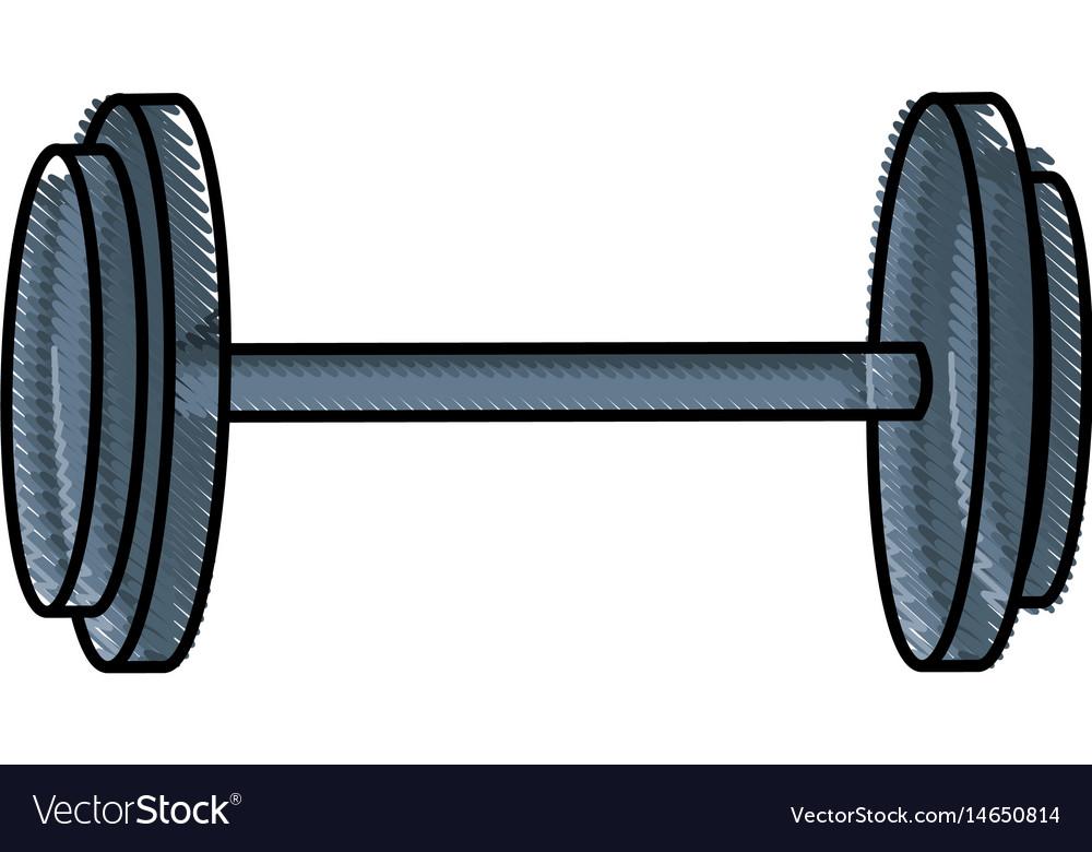Dumbbell weight fitness equipment design