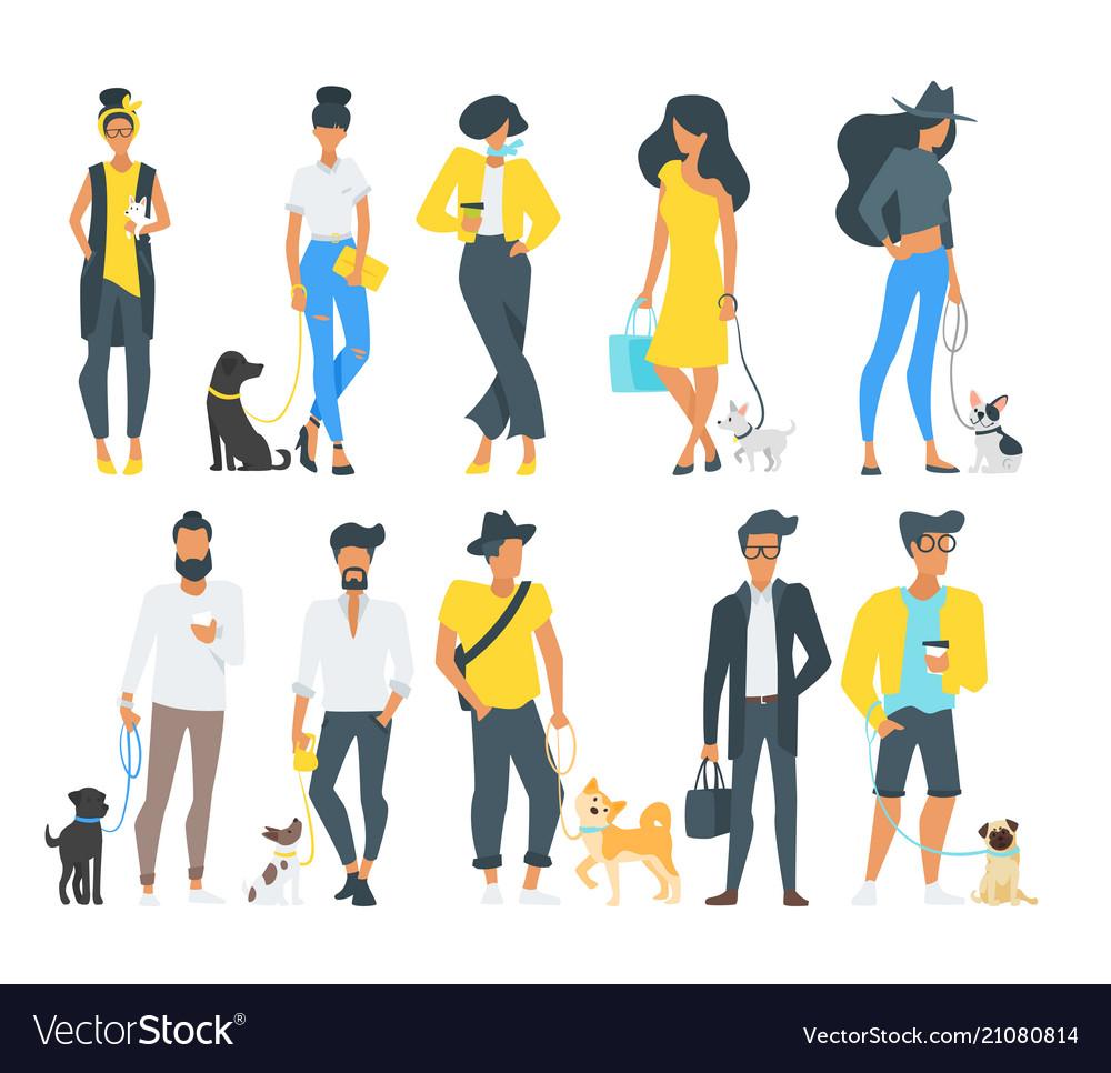 Street fashion people
