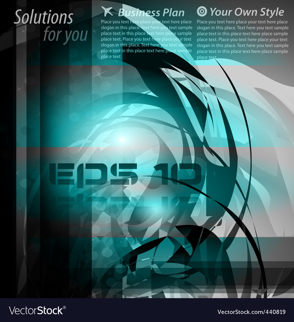 High tech abstract business background
